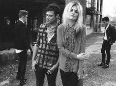 The Kills for Equipment's Fall 2013 Campaign - Jamie Hince and Alison Mosshart Photos