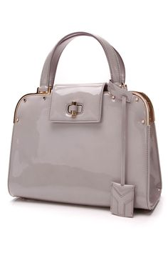 1a04293ffc7a Small Uptown Top Handle Bag - Patent Leather