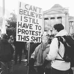 Resultado de imagen para i can't believe i still have to protest this Lgbt, Believe, Equal Pay, Riot Grrrl, Love Others, Still Have, I Cant, Human Rights, Women's Rights