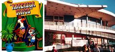 America Sings (closed in 1988) - spent a summer here. Funniest moment? When animitronics went without sound