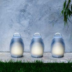 "••Mathmos Bump Lantern•• ""portable indoor outdoor light"" • portable / elegant / child friendly • splash proof • 4 bump able light colors •rechargeable / lasts 6hrs • by Mathmos, UK £65"
