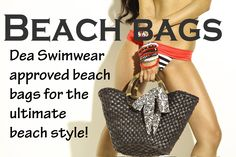 Top beach bag styles to complete your resort wardrobe!