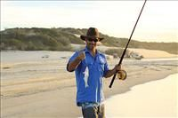 Fraser Island fishing | Photographer Kate Johns