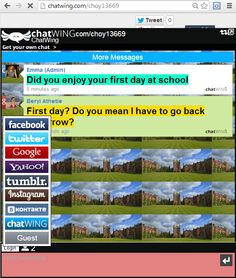 32 best chatwing com free chat rooms images chat app free chat rh pinterest com