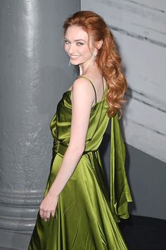 """Eleanor Tomlinson attends at The British Independent Film Awards Old Billingsgate Market on December 2016 in London, England. Beautiful Red Hair, Gorgeous Redhead, Beautiful Smile, Gorgeous Women, Beautiful People, Demelza Poldark, Poldark Cast, Magenta, Eleanor Tomlinson"
