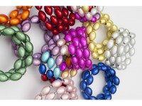 Beautiful bracelets by Linda Toye Jewellery