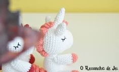 """Képtalálat a következőre: """"unicornio amigurumi patrones"""""""