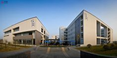DC ALLIANCE designed the 'Cicheng School' in Ningbo, China. http://en.51arch.com/2014/03/a2001-cicheng-school/