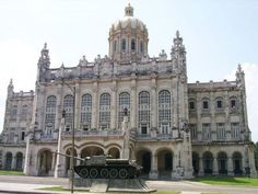 Museum of the Revolution in Havana, Cuba