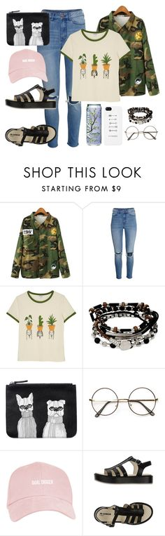 """""""Hanging out with S.Coups (spring) // SEVENTEEN"""" by berrie95 on Polyvore featuring Chicnova Fashion, H&M, Monki, Kenneth Cole, Jil Sander Navy, seventeen, pledis, seungcheol and scoups"""