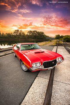 American Dream Cars, American Muscle Cars, Ford Torino, Ford Motor Company, Grand Torino, Good Looking Cars, Ford Classic Cars, Top Cars, Car Ford