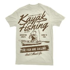 Vector T-shirt Designs Bundle, This tshirt designs bundle contains 199 editable t-shirt designs, files included are Ai Eps Svg Png Cdr and Fonts Adobe Illustrator Cs6, Fish Graphic, Custom Flags, Shirt Template, Fish Camp, Kayak Fishing, Design Bundles, Kayaking, Custom Design