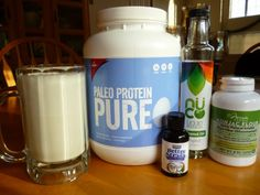 Coconut Paleo Protein Pure Meal Replacement