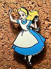 Alice and Mad Hatter Disney Pin - Alice Only #EasyNip