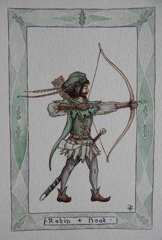 Robin Hood (Paula Flöter)