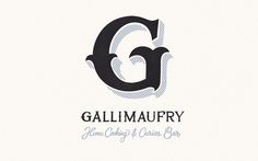 The Gallimaufry by Ged Palmer, via Behance