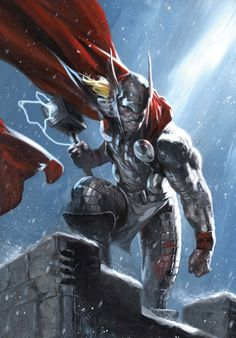 Thor by Gabrielle Dell'Otto
