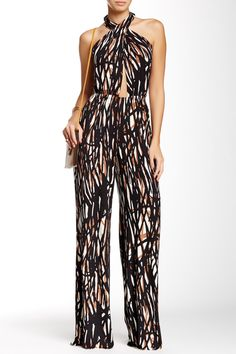 Love this amazing patterned Jumpsuit!