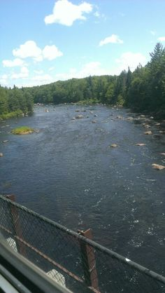 Moose river, old forge ny.