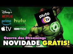 PLUTO TV | Serviço Grátis Chega Ao Brasil! Guerra dos Streamings - YouTube Netflix, Tv, Joker, Youtube, Fictional Characters, War, Brazil, Television Set, The Joker