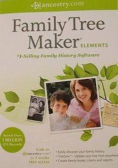 83 Best Family Tree Maker images in 2015   Family tree maker, Family