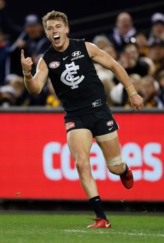 CARLTON has locked away arguably its most important player, with gun midfielder Patrick Cripps inking a two-year contract extension. Already linked to th Captain Fantastic, Ikon, My Boys, Baby Blue, Extensions, Bae, Guns, Club, Running
