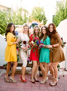 Chic, Colorful & Classy Bridal Shower