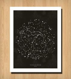 Graphic Design - Graphic Design Ideas  - Michigan Constellation Print by Alisa Bobzien on Scoutmob Shoppe   Graphic Design Ideas :     – Picture :     – Description  Michigan Constellation Print by Alisa Bobzien on Scoutmob Shoppe  -Read More –
