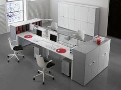 Mesas com Arrumação