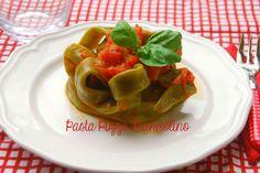 Tomatoes Taccole Italian recipe