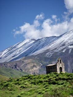 Cuesta del Obispo, camino a  Cachi. Salta, Argentina
