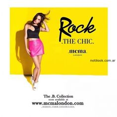 The .B. Collection – marca de ropa lanzada por Brenda Asnicar