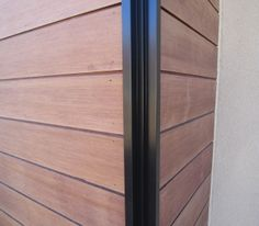 Easytrim Reveals One Piece Aluminum Outside Corners With Wood Siding Is Design Element Sweeping The Continent Beca Siding Trim How To Clean Metal Cement Panels