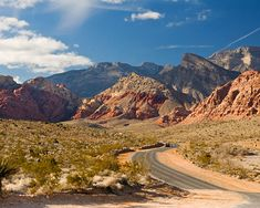 Red Rock Canyon, NV It was even more beautiful in person. It was nice to have a nature escape away from the city life of Las Vegas.