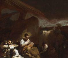 Szépművészeti Múzeum - The Farmer's Family - Giuseppe Maria Crespi Italian Painters, Museum Collection, Museum Of Fine Arts, Budapest, 18th Century, Marvel, Baroque, Artwork, Painting