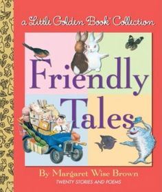 LGB - Collection Friendly Tales (twenty stories and poems) #