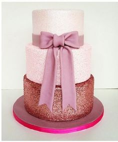 glitter edible cake!
