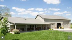 [gallery In the previous post, the writer brought the theme of barn house, but today we will talk about it again. However, this special post will discuss about Pole barn house. Metal Barn Homes, Pole Barn Homes, Pole Barns, Metal Roof, Pole Barn House Plans, House Floor Plans, Pole House, Cabin Plans, Pull Barn House