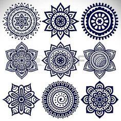 Mandala Stock Vector Illustration And Royalty Free Mandala Clipart