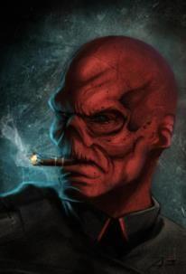 LegenD Danny Art Work - Smoking Skull