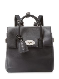 Mulberry x Cara Delevingne Medium Grained Leather Bag by Mulberry at Gilt