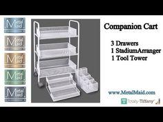 Companion Cart by Totally-Tiffany, CC74 - YouTube