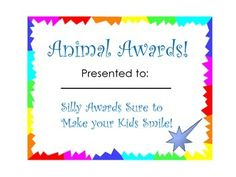 Do you have a Cheerful Cheetah or a Polite Penguin in your class?  Check out these 50 end of year awards that are sure to make your kiddos laugh! $