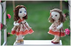the two of them together by Tiny Paws™, via Flickr