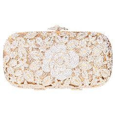 Fawziya Flower Purse Women's Bling Rhinestone Clutch Evening Bag-Gold Fawziya http://www.amazon.com/dp/B00TJYOUSQ/ref=cm_sw_r_pi_dp_-2Vdwb1PAC7ER