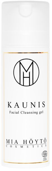 Kaunis Facial Cleansing gel by MH www. Cleansing Gel, Facial Cleansing, Corporate Identity, Gifts For Women, Akg, Cosmetics, Beauty Products, Designers, Packaging
