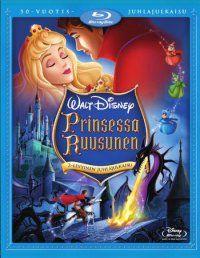 Disney Klassikko 16: Prinsessa Ruusunen - Platinum Edition (2-disc) (Blu-ray)