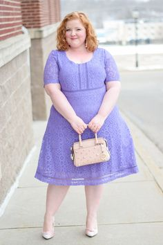 64e173b9d4c Pantone s 2018 Color of the Year  ULTRA VIOLET. Featuring my top purple  picks from Catherines plus sizes for spring 2018.