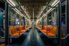 New York City U-Bahn  Foto: Meister T