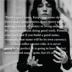 Patti Smith has been haunting me lately. I don't hate it :)